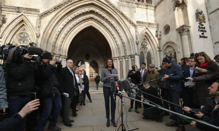 'We're only asking the government for its priorities', says Barry Gardiner MP after High Court ruling