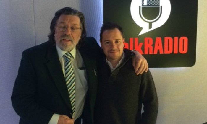 EXCLUSIVE: Ricky Tomlinson to release a song called We Hate Maggie Thatcher