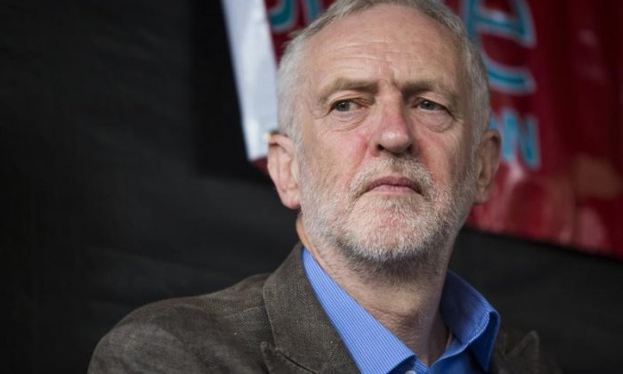 Corbyn was elected Labour leader last year