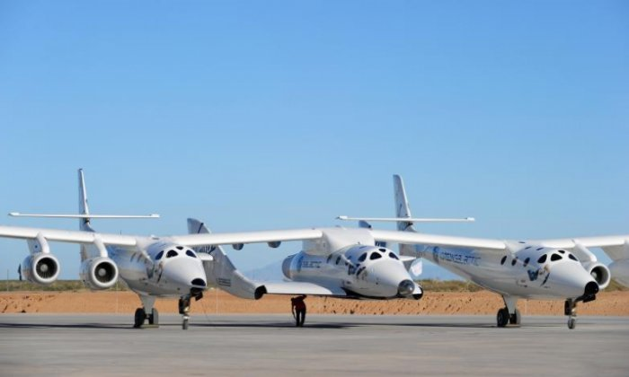 Virgin Galactic's second SpaceShipTwo completes first free flight