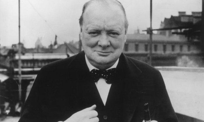 Winston Churchill (1940 and 1949)