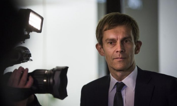 Seumas Milne - Director of Strategy and Communications