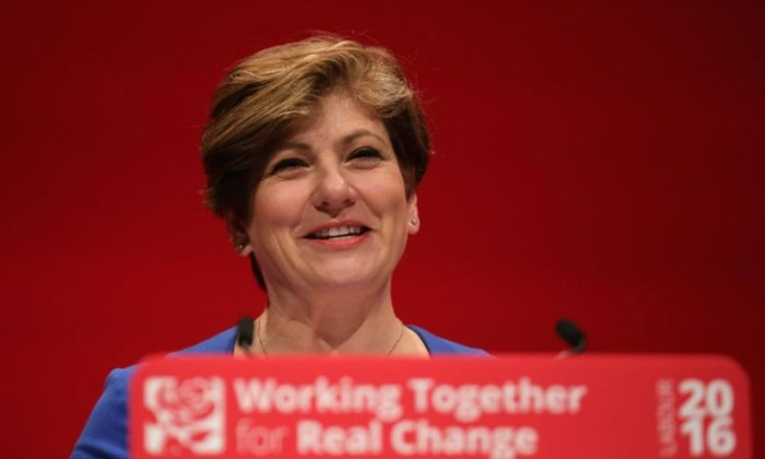 Twitter praises Emily Thornberry over PMQ performance