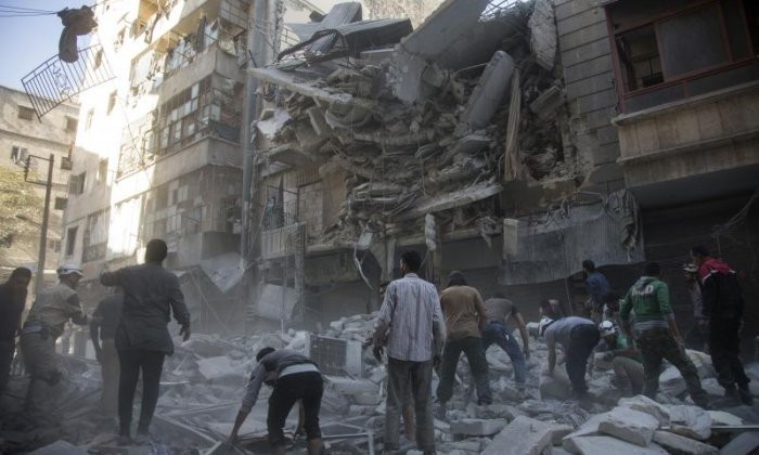 Aleppo: Researcher warns of keeping 'eyes peeled' to ensure safe evacuation
