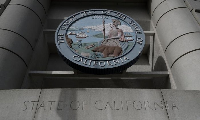 Campaign group Yes California call for the state's independence and create 'embassy' in Moscow