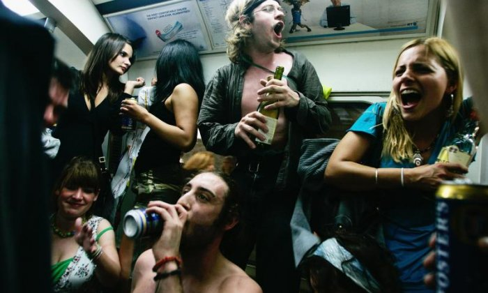 A list of the weirdest things people have done at parties