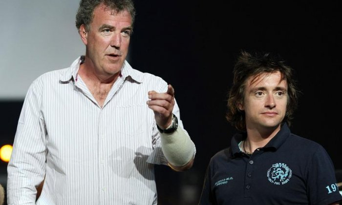 James Max plays Jeremy Clarkson and Richard Hammond in 'The Grand Cruise'
