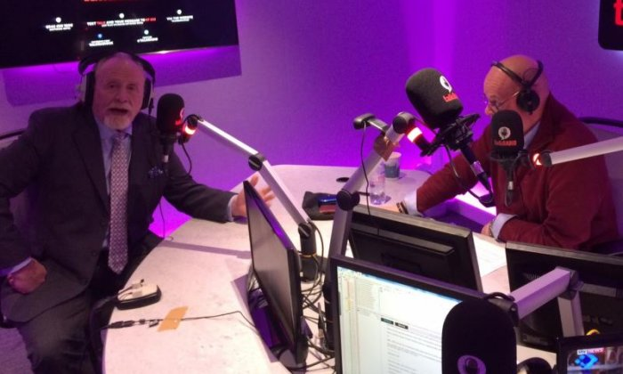The James Whale Show bonus podcast: James Cosmo