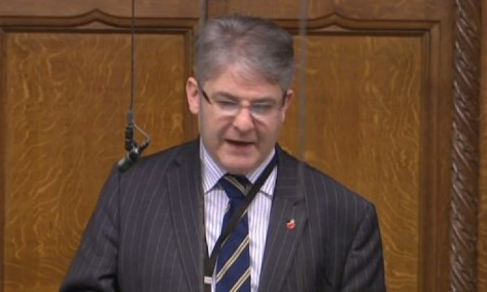 "MP Philip Davies 'wholeheartedly in favour' of removing the word ""women"" from Equalities Committee name"
