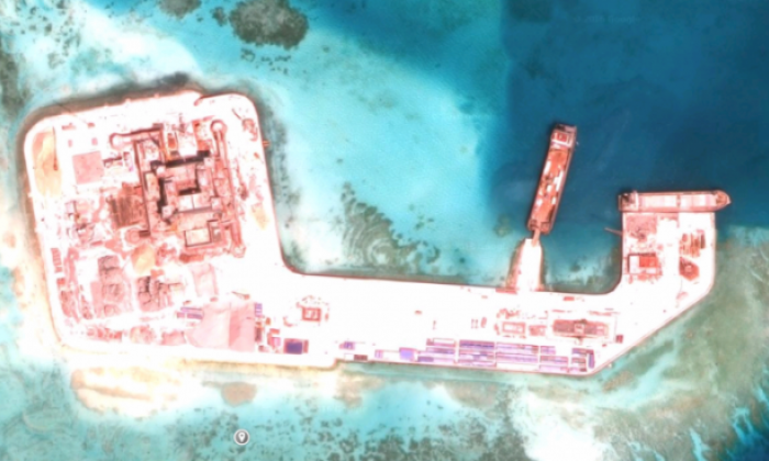 Alarm grows as China places weapons on Spratly Islands