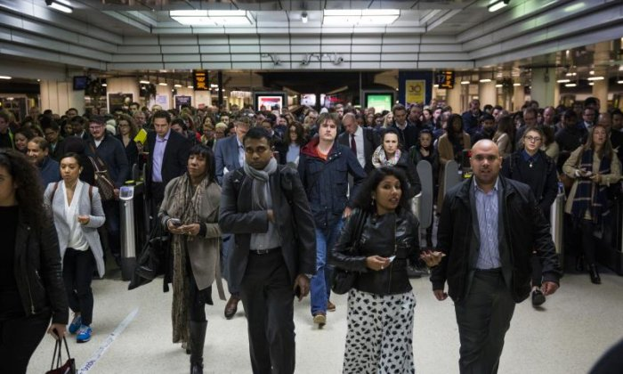 Delays have blighted commuters across London and the South East