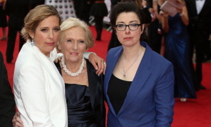 'The BBC won't rush a new TV show with Mary Berry, Mel and Sue because it would be a cheap move against Channel 4', says TV critic