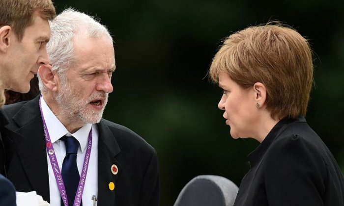 An alliance between Labour and the SNP could suit both parties