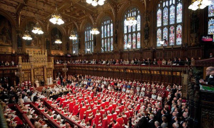 Brexit: Theresa May warned against abolition threat by House of Lords speaker