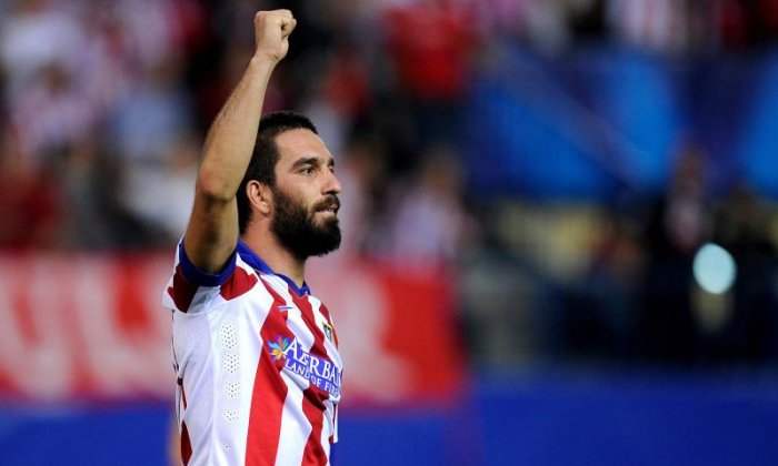 Barcelona footballer Arda Turan backs campaign to grant President Erdoğan more power