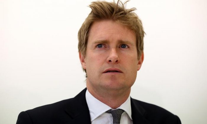 'He isn't a fighter and UKIP would've beaten him' - Twitter says Tristram Hunt is running scared of UKIP