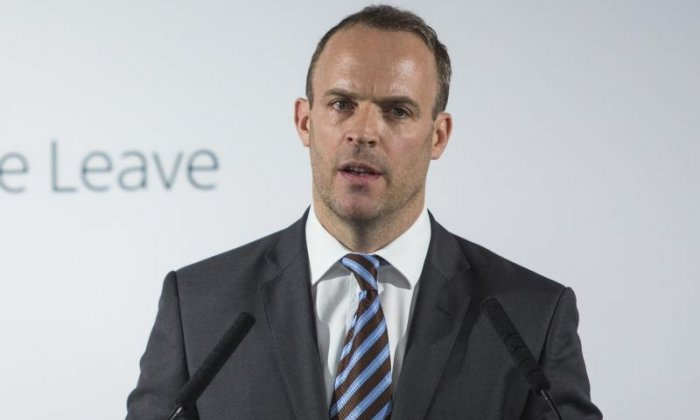 'Haggling over the Brexit process needs to stop', says MP Dominic Raab