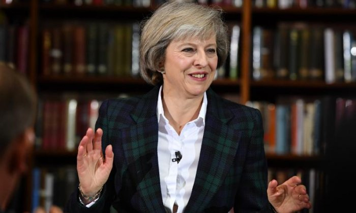 'The only thing Theresa May's speech told us was the she'll stick to a two year time frame', says political editor
