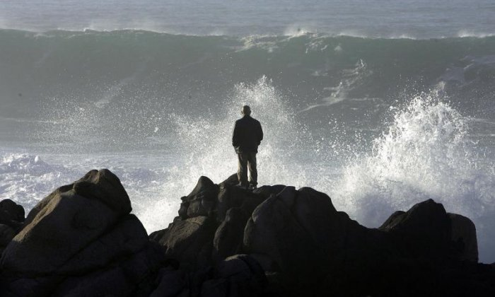 The Big Debate on waves: 'In many parts of Wales, a wave can be seen as a threat'