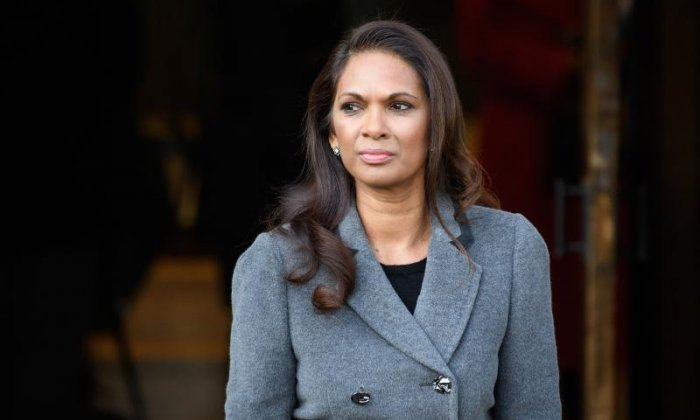 The wrong Gina Miller is bombarded with Brexit tweets