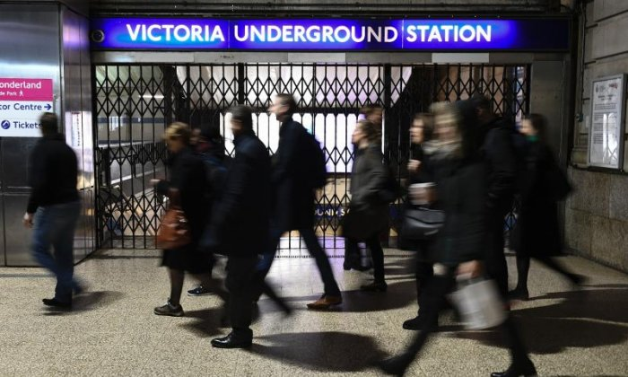 RMT Union warns Transport for London to stop 'dangerous lies' about level of tube services running