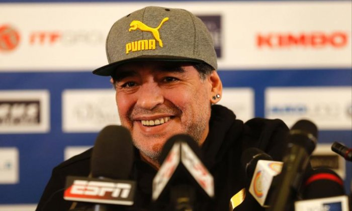 Show based on Diego Maradona's life receives criticism