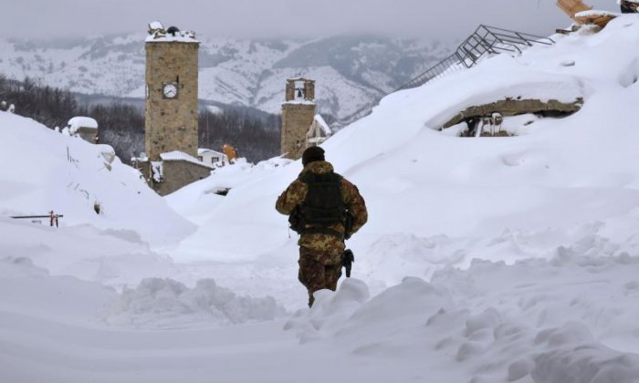 Rigopiano hotel: Italian media reports manager raised avalanche concerns ahead of disaster