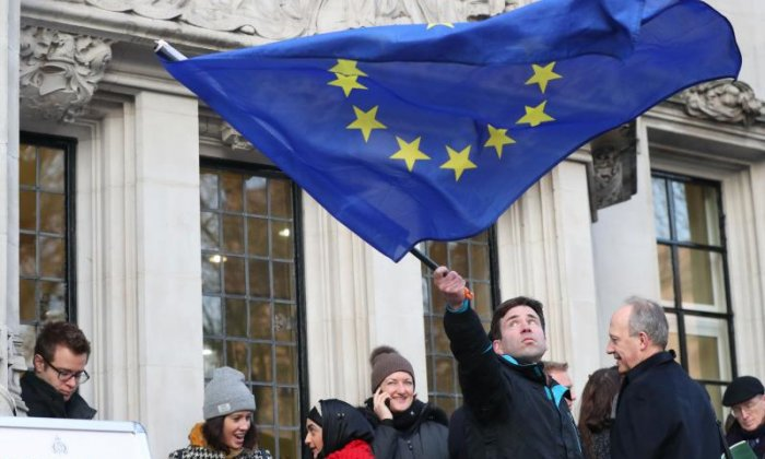 Labour, Liberal Democrats and the SNP call on the government after the Supreme Court Brexit decision