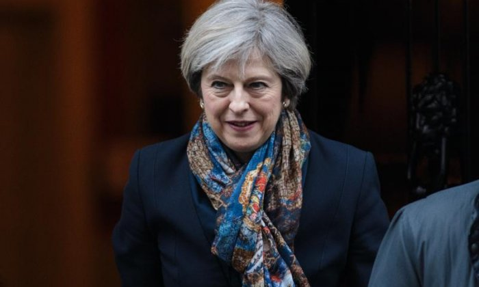 'Theresa May is trying to delay Brexit so that she doesn't have to sign the deal', says UKIP's Gerard Batten