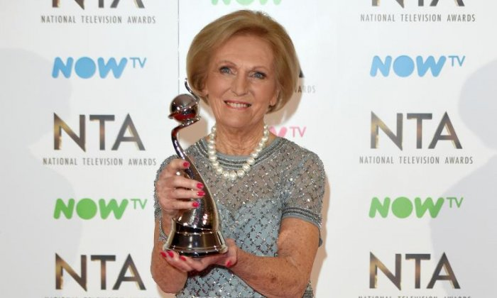 'Water and toast with marmite' - Mary Berry reveals her hangover cure