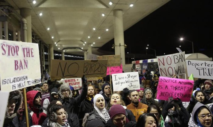 'There is no evidence to back up Donald Trump's travel ban', says Ramadhan Foundation