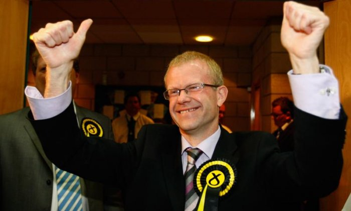 Scottish MSP in hot water over 'girl doesn't say yes first time' tweet