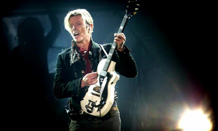 'David Bowie's legacy is how he consistently created new material', says his photographer