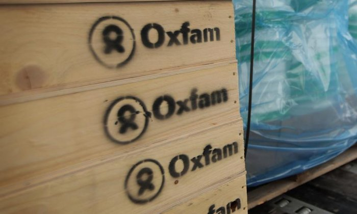 'Governments must step in and ensure economic growth works for everyone', says Oxfam