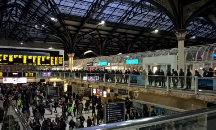 'Hell hath no fury like a city worker late in Liverpool Street' - Commuters vent fury in Tube Strike chaos