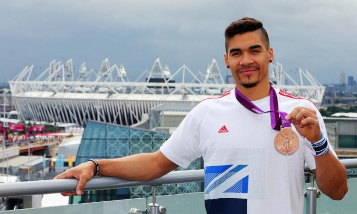 Louis Smith on starring in Channel 4's The Jump
