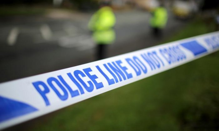 Man arrested on suspicion of attempted murder, after a woman was shot in a Stockport hotel