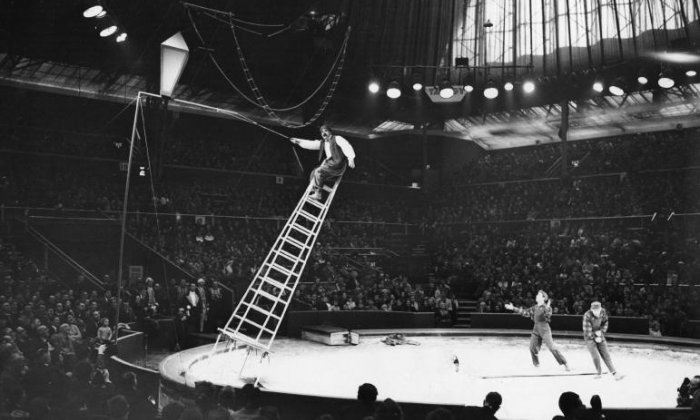 The Big Debate on ladders: 'MPs have voted on Article 51, which is to get rid of ladders'