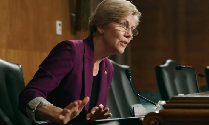 Elizabeth Warren silenced by Republicans over Jeff Sessions criticism