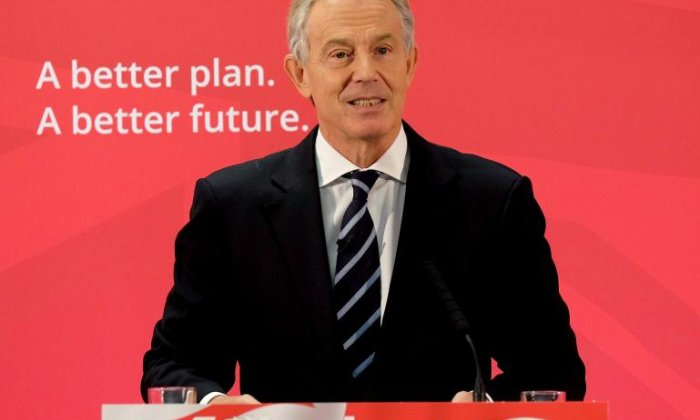 'All Tony Blair will succeed in doing is entrenching Leave views deeper,' says Jonny Gould