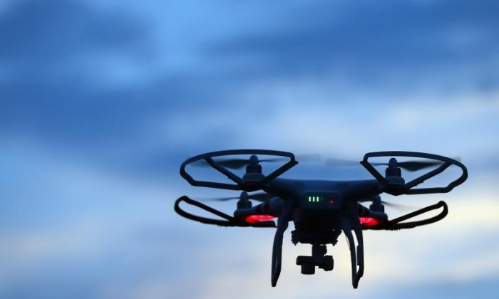 Drone involved in a near-miss with passenger jet at 6,000 feet