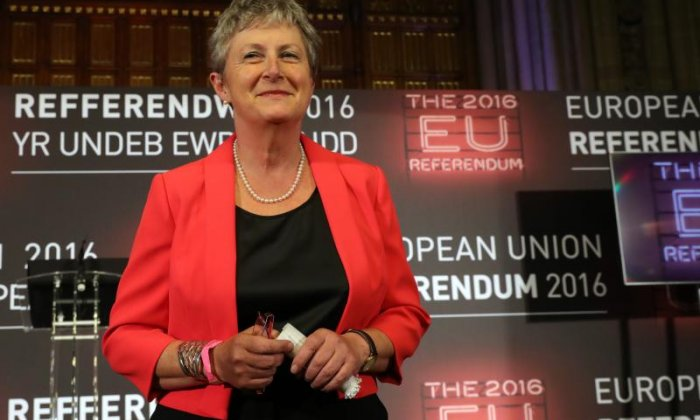Brexit Bill Labour rebels: 'Those who campaigned to Remain still have no insight to why they lost the referendum', says Gisela Stuart MP
