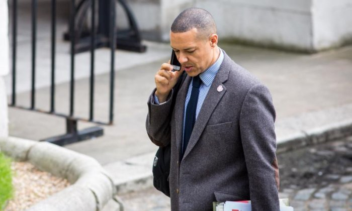 Clive Lewis warned by Labour colleague, 'quitting isn't the best way to set out your leadership campaign'
