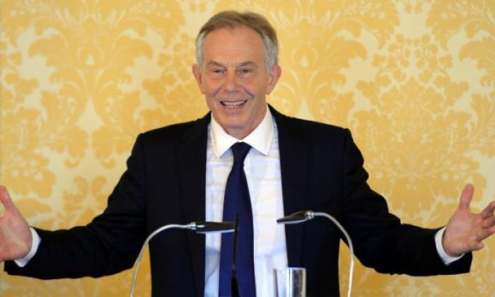 Brexit: Tony Blair calls for new 'cross-party movement' to persuade leavers to remain