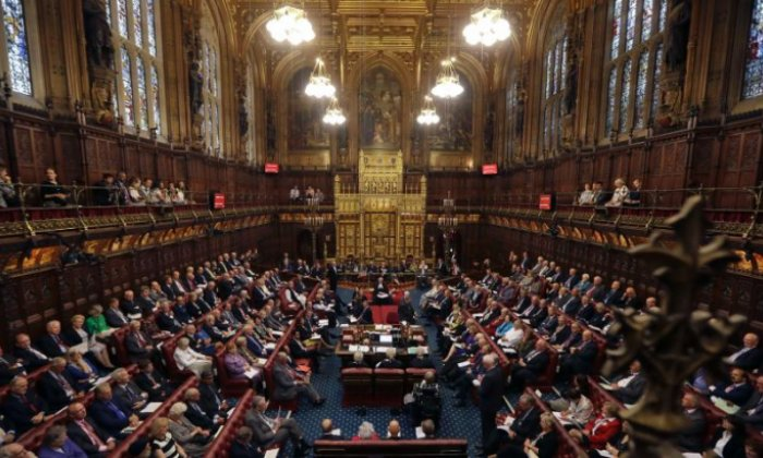 Brexit: David Davis urges House of Lords not to change Article 50 bill