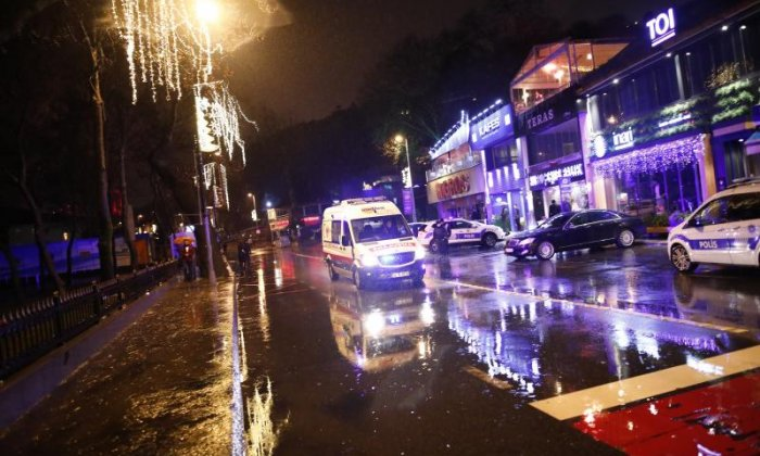 Suspected organiser of Reina nightclub attack is detained in Istanbul