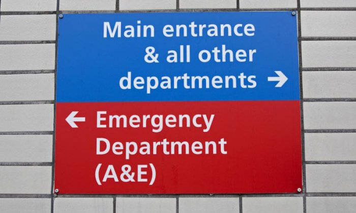 'Most people would agree to pay more tax to help solve NHS problems,' says Patients Association