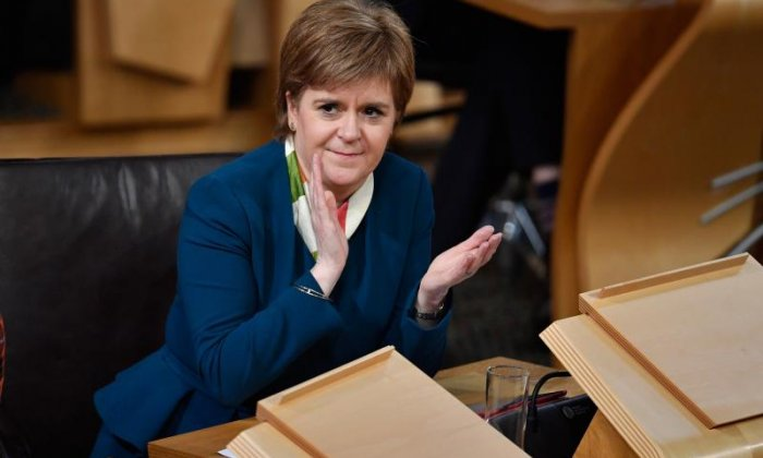 Scots to demand new referendum, No 10 fears
