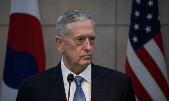 Mattis: US Not About to Work With Russia Militarily