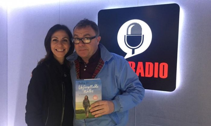 Julia Bradbury on her book and Britain's Best Walks